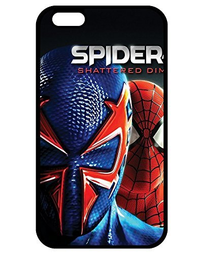 Amy Nightwing Game's Shop Cheap 7193832ZA490686145I6P Best Spider-Man Shattered Dimensions Case For iPhone 6 Plus/iPhone 6s Plus, Spider-Man Shattered Dimensions Pattern