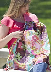 Nursing Cover, Summer Light with Back Support