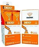 Nrg Matrix Energy Drink Powder, Citrus, 10 Count
