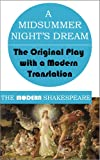 Image of A Midsummer Night's Dream (The Modern Shakespeare: The Original Play with a Modern Translation)