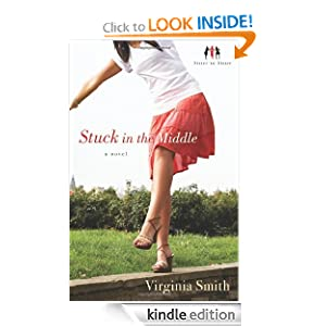 Stuck in the Middle (Sister-to-Sister,Book 1)