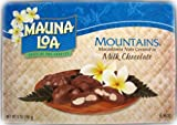 Mauna Loa Mountains, Macadamia Nuts Covered in Milk Chocolate
