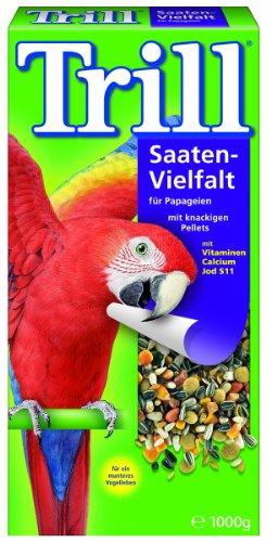 Trill Saaten-Vielfalt für Papageien, 2er Pack