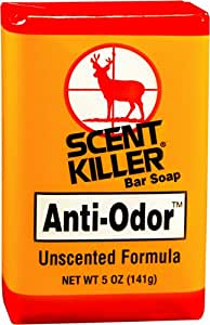 Wildlife Research 542 Scent Killer Bar Soap, 5 Ounces