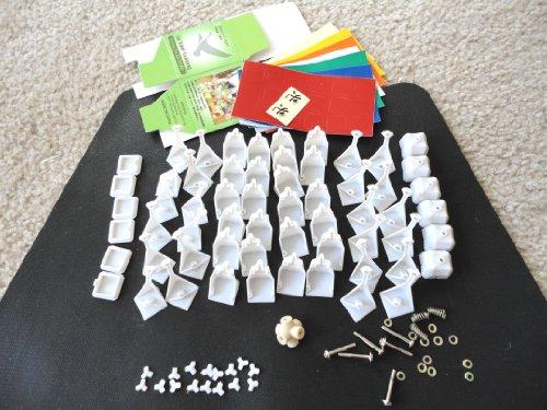 Cheap Dayan Dayang 3 Guhong 3×3 Speed Cube Puzzle DIY kit White (B005RE6P4O)