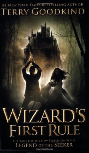Cover of Wizard's First Rule (Sword of Truth)