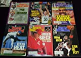 Lot of (39) 1987 Sports Illustrated & (39) 1989 Sports Illustrated Magazines