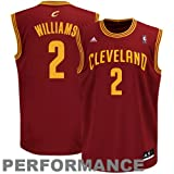 Adidas Cleveland Cavaliers Mo Williams Revolution 30 Replica Road Jersey Xx Large Amazon.com
