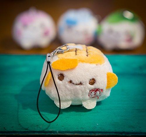 Bambola giocattolo con stivali e gonna lana pompon Ciondolo portachiavi portachiavi chiave catena morbido cotone lavorato a maglia maglione Gem Diamond D letame d-dung Sweet Unusual Innocenti Hipster, Tofu - Yellow, 8cm heads to toes