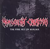 Malevolent Creation The Fine Art Of Murder