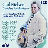 Nielson Carl Nielsen: Complete Symphonies 1-6