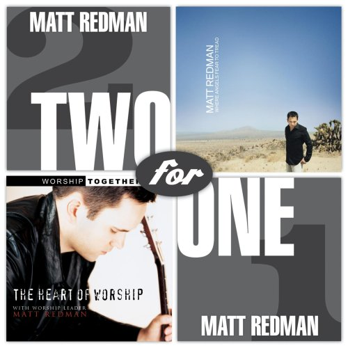 Matt Redman - The Heart of Worship/Where Angels Fear to Tread [US-Import] - Zortam Music