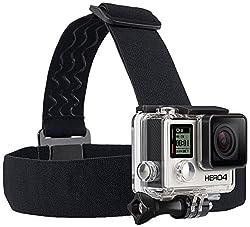 GoPro Head Strap and Quick Clip