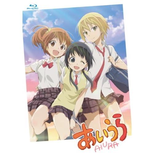 テレビアニメ「あいうら」BD [全12話] [Blu-ray]