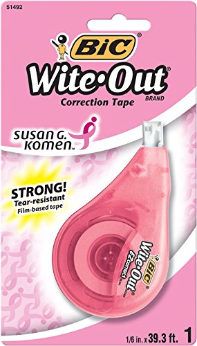 wite-out-ez-correct-correction-tape-1-6-x-472-pink-ribbon-dispenser-sold-as-1-each