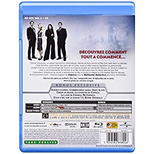 Caprica - L'intégrale de la série [Blu-ray]