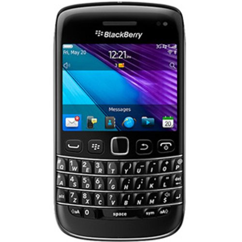 BlackBerry Bold GSM Unlocked Cell Phone in Black