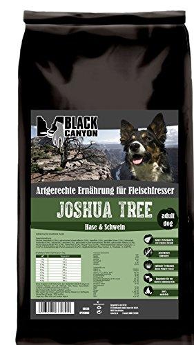 Bild: BLACK CANYON Trockenfutter JOSHUA TREE Hase  Schwein getreidefrei für Hunde 15 kg