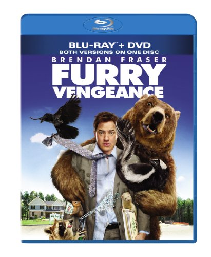 Cover art for  Furry Vengeance [Blu-ray]