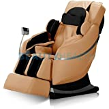 Beautyhealth Forever Rest Supreme Series Ultimate Massage Chair Elite with True Zero Gravity, 3D Scan, Rolling Foot Massager, 10yr Warranty (Beige)