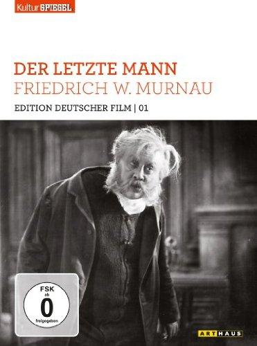 Der letzte Mann - Edition Deutscher Film [Alemania] [DVD]