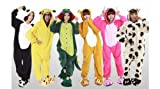 Animal Unisex Onesie Kigurumi Fancy Dress Costume Hoodies Pyjamas Sleep wear