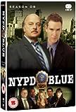 NYPD Blue Complete Season 9 [DVD]