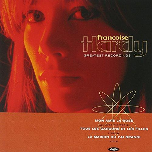 Francoise Hardy - Francoise Hardy Greatest Recordings - Zortam Music