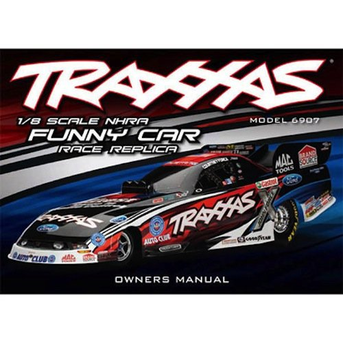 Traxxas 6999 Owners Manual - Eliminator