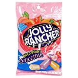 Jolly Rancher Hard Candy, Bold Fruit Smoothie, 6.5-Ounce Bags (Pack of 12) ~ Jolly Rancher