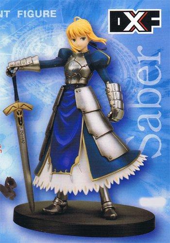 Fate Zero DXFサーヴァントフィギュア VOL.1 セイバー単品