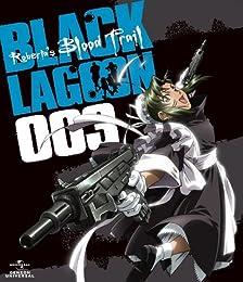 OVA BLACK LAGOON Roberta's Blood Trail Blu-ray 003 [Blu-ray]