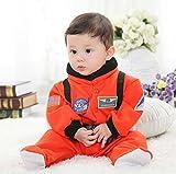 めざせ宇宙飛行士ベビーロンパーススペースパイロットなりきりハロウィン衣装