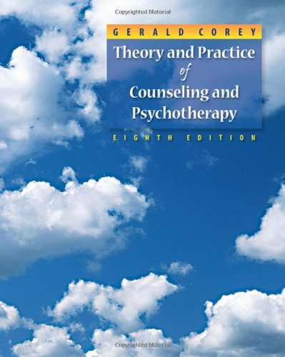 Theory and Practice of Counseling and Psychotherapy, 8th...