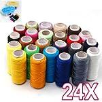 AStorePlus� 24 Assorted Colors 100% P...