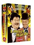 echange, troc Laurel et hardy Intégrale Coffret 11 DVD