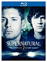 Supernatural: The Complete Second Season [Blu-ray]