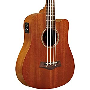 """Gold Tone 23"""" Scale Acoustic-Electric MicroBass by Gold Tone"""
