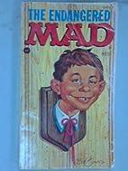 The Endangered Mad by Albert B Feldstein…