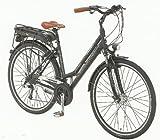 Stratos Damen Alu-Trekking-Elektrofahrrad ENTDECKER 4, mattschwarz, Rahmenhöhe: 50 cm, Reifengröße: 28 Zoll (71 cm), 2987 Rezessionen Picture