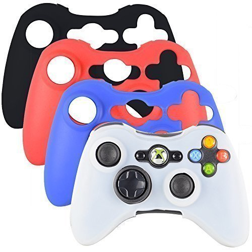 Xbox 360 Wireless Game Controller Skin Accessories