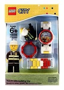 Lego - 9003455 - Accessoire Jeu de Construction - Montre Pompier