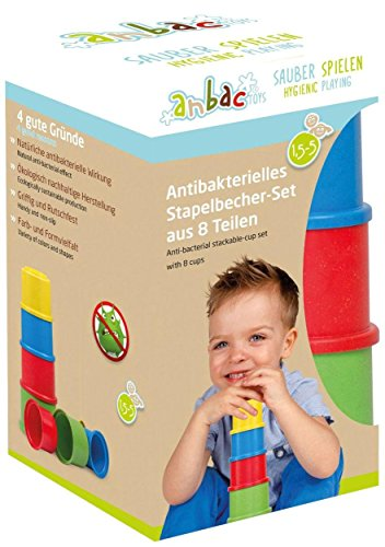 Anbac Stacking Cup Set - 1