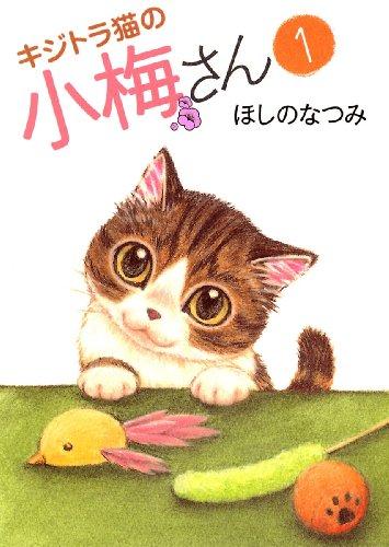 キジトラ猫の小梅さん(1) (ねこぱんちコミックス)