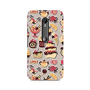 Ebby Time for Some Ice Cream Premium Printed Case For Moto X Play