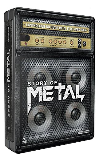 The story of mtal [Edizione: Francia]