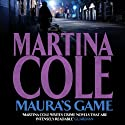 Maura's Game Audiobook by Martina Cole Narrated by Annie Aldington