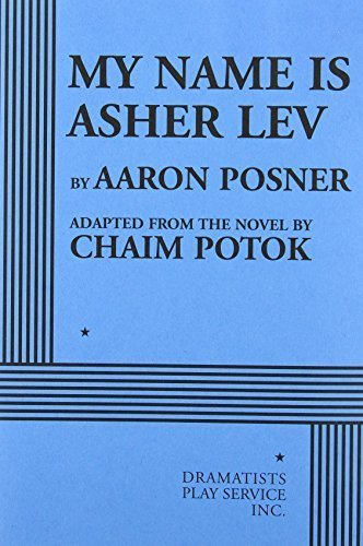 My name is asher lev essay
