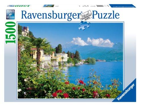 Ravensburger Lake Maggiore, Italy - 1500 Piece Puzzle