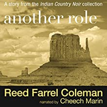 Another Role (       UNABRIDGED) by Reed Farrel Coleman Narrated by Cheech Marin